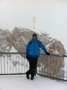 Zugspitze Januar 2013
