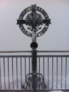 Fast-Gipfelkreuz