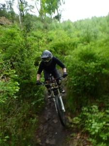 Downhill-Geshredder