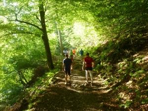 Ab auf den Trail