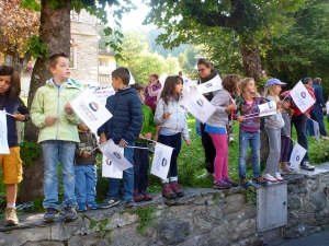 Publikum in Courmayeur