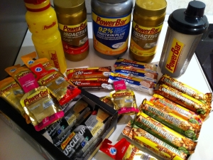 Powerbar Nutrition
