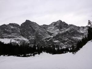 Unterhalb der Zugspitze